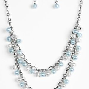 💍 5 for $25 sale! 💍 Blue Necklace